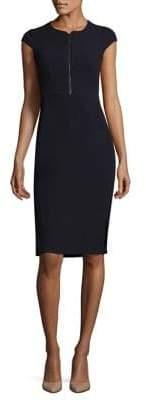 LK Bennett Dr. Suzette Core Knee-Length Dress