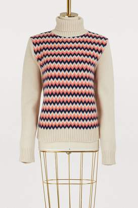 A.P.C. Directrice turtleneck sweater