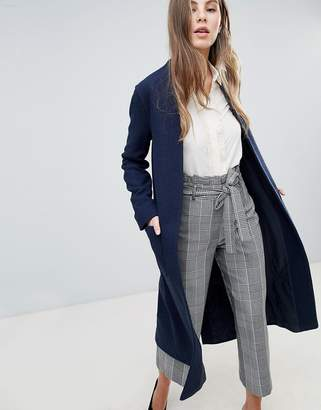 Helene Berman Longline Edge To Edge Duster