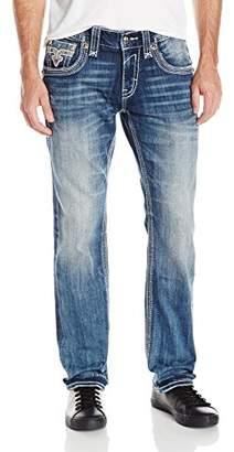 Rock Revival Men's Ayaan J200 Straight Leg Jean