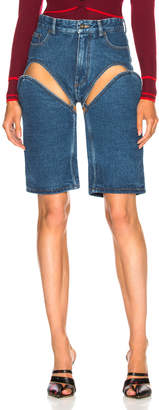 Y/Project Detachable Short