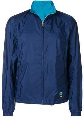 Prada reversible front zip jacket