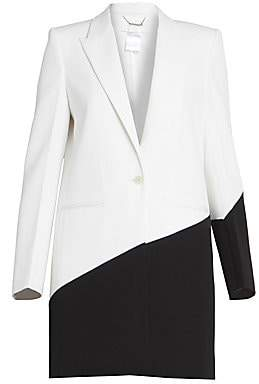 Givenchy Women's Two-Tone Wool Evening Jacket