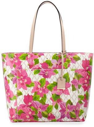 Kate SpadeKate Spade New York Bayard Place Riley Floral Tote Bag, Pink