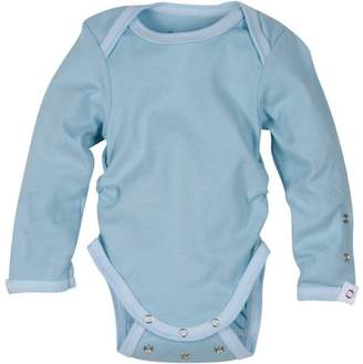 Miraclewear Newborn Baby Boy Snap'N Grow Adjustable Long Sleeve Body Suit