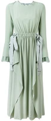 Fendi long sleeve dress