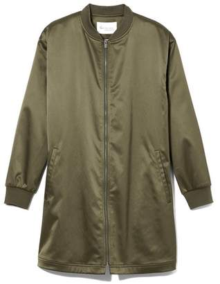 Vince Camuto Longline Bomber Jacket