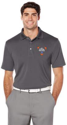 PGA Tour TOUR Short Sleeve Mesh Polo Shirt
