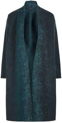 Eileen Fisher Exposed Seam Coat