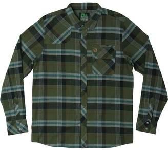 Hippy-Tree Hippy Tree Newton Flannel Shirt - Men's