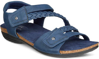 Easy Street Shoes Zone Sandals Women's Shoes