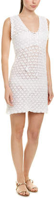 Letarte Crochet Shift Dress