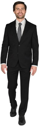 Dockers Men's Tailored-Fit Stretch Suit