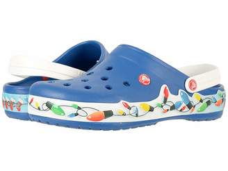 Crocs Crocband Holiday Lights Clog Clog Shoes