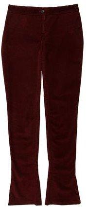 Prada Corduroy Straight-Leg Pants