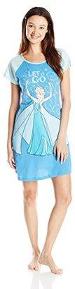 Disney Women's Elsa Dorm $12.15 thestylecure.com