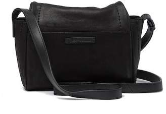Lucky Brand Lura Small Suede Crossbody Bag