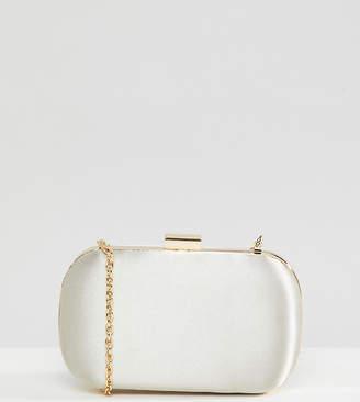 True Decadence blush box clutch bag