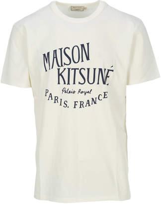MAISON KITSUNÉ Palis Royal T-shirt