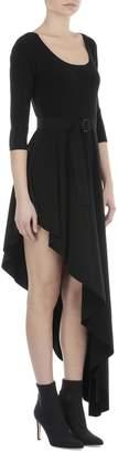 Norma Kamali Plain Color Dress