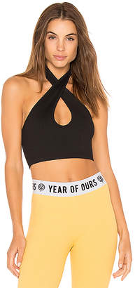 YEAR OF OURS Halter Sports Bra