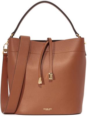 Michael Kors Collection Miranda Medium Shoulder Bag $790 thestylecure.com