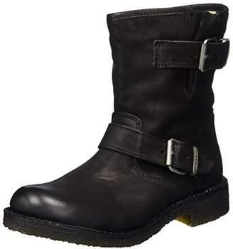 Ca Shott Ca'shott Women's A10253 Biker Boots, (Black Varese 2001)
