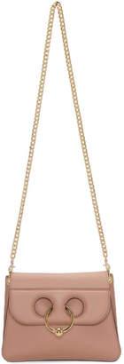 J.W.Anderson Pink Mini Pierce Bag