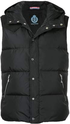 GUILD PRIME quilted gilet