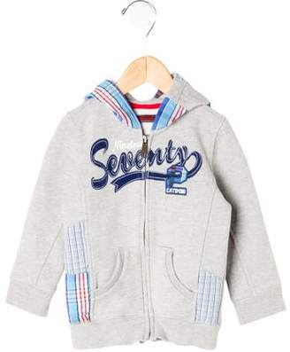 Catimini Boys' Hooded Sweater