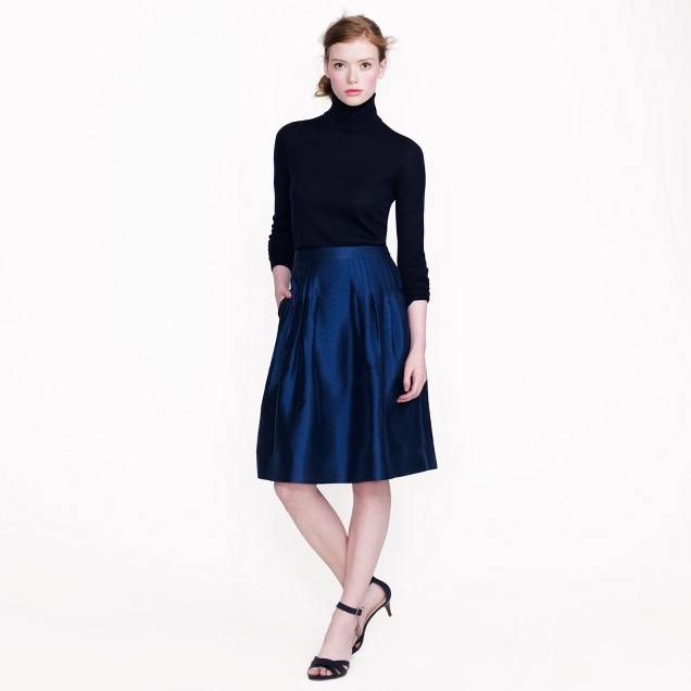 Collection organza skirt