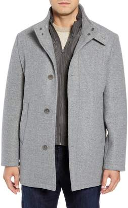 Andrew Marc Westcott Wool Car Coat