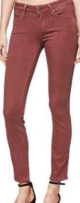 Paige Women's Jean Verdugo Ankle Vintage Dark Rose Skinny Jeans 1764799 5732