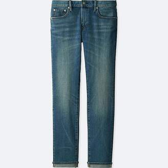 Uniqlo Men's Stretch Selvedge Slim Fit Jeans