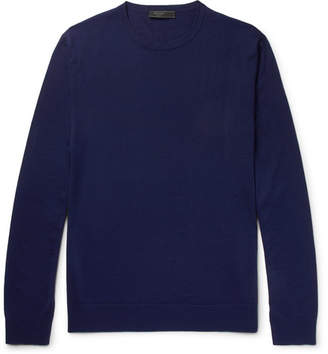 Prada Virgin Wool Sweater