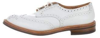 Tricker's Wingtip Leather Brogues