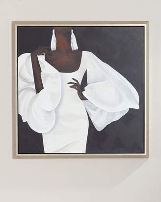 """Calypso Night"" Giclee Canvas Art by Michele Smith Boyd"