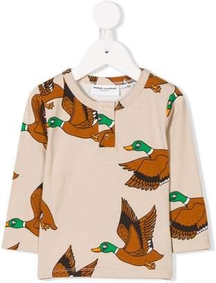 Mini Rodini Wild Duck Grandpa sweatshirt