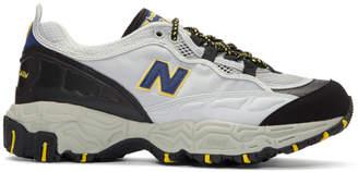 New Balance Grey 801 Sneakers