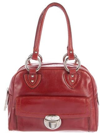 Marc Jacobs Marc Jacobs Leather Shoulder Bag