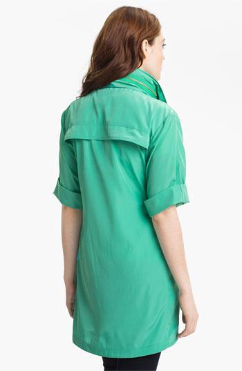 Ali Ro Short Sleeve Anorak (Regular & Petite)