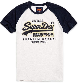 Superdry Men's Premium Goods Graphic T-Shirt