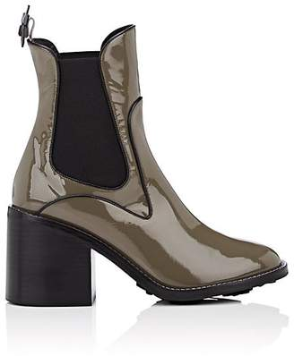 Fabrizio Viti Women's Patent Leather Chelsea Boots
