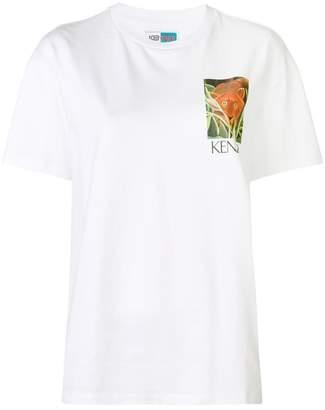 Kenzo Tiger graphic-print T-shirt