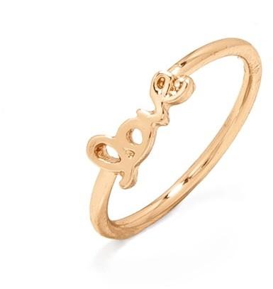 BaubleBar Little Love Midi Ring