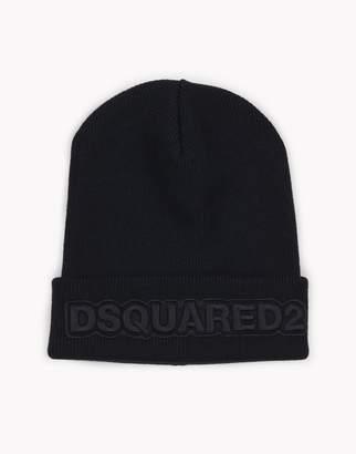 DSQUARED2 D2 Knit Beanie