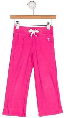 Lilly Pulitzer Girls' Knit Embroidered Pants