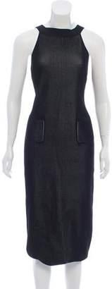 Cushnie et Ochs Sleeveless Knit Sheath Dress w/ Tags