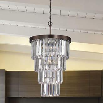 Willa Arlo Interiors Apus Glam 19-Light Crystal Chandelier