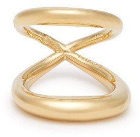 Charlotte Chesnais Surma Gold Vermeil Ring - Womens - Gold
